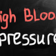 High blood pressure — Stock Photo #29059775