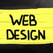 Stock Photo: Web design