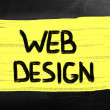 Web design — Stock Photo #29963735