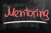 Mentoring concept — Stock Photo