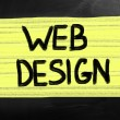 Web design — Stock Photo #30195327