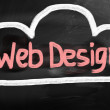 Web design — Stock Photo #30198195