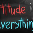 Attitude is Everything — Stock Photo #31632519