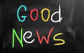 Good News! — Stock Photo