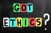 Code Of Ethics — Stock Photo