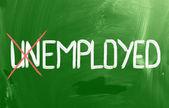 Unemployed — Stock Photo