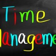 Time For Management Concept — 图库照片