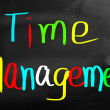 Time For Management Concept — Stock Photo