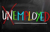 Conceito de empregados — Foto Stock