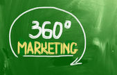Marketing Concept — Foto de Stock