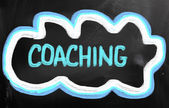 Coaching Concept — Foto Stock
