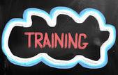 Concept de temps de formation — Photo