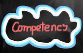 Competence Concept — Stock Photo