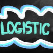 Stock Photo: Logistic Concept