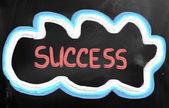 Conceito de sucesso — Foto Stock