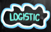 Logistic Concept — Stock Photo