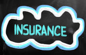 Insurance Concept — Stock Photo