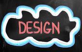 Design Concept — Stock Photo