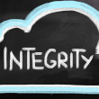 Stock Photo: Integrity Concept