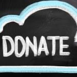 Donate Concept — Stock Photo #34147123