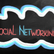 Stock Photo: Social Networking Concept