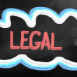 Stock Photo: Legal Concept