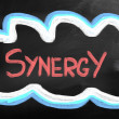 Synergy Concept — Stock Photo