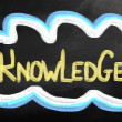 Stock Photo: Knowledge Concept