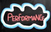 Performance Concept — Foto de Stock