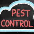 Pest Control Concept — Stock Photo #34410621