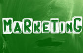 Marketing Concept — Stock Photo