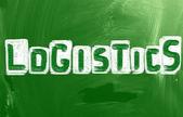 Logistics Concept — Stock Photo