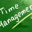 Time Management Concept — Stock fotografie