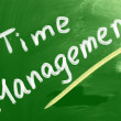 Stock Photo: Time Management Concept