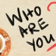 Stock fotografie: Who Are You Concept