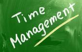 Time Management Concept — Stock Photo