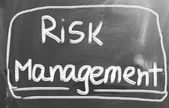 Risk Management Concept — Stock Photo
