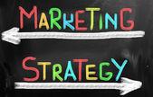 Marketing Concept — Стоковое фото