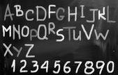 Alphabet Concept — Stockfoto