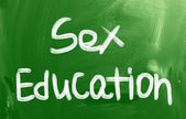 Sex Education Concept — Stock Photo