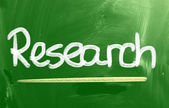 Concetto di ricerca — Foto Stock