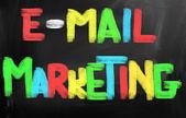 E-mail Marketing Concept — Zdjęcie stockowe