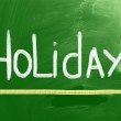 Holiday Concept — Stock Photo