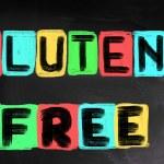 Gluten Free Concept — Stock Photo