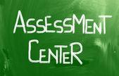 Assessment Center Concept — Stock Photo