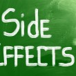 Stock Photo: Side Effects Concept