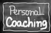 Personal Coaching Concept — Stock Photo