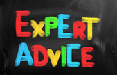 Expert Advice Concept — Stock Photo