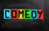 Comedy Concept — Stock Photo