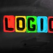 Logic Concept — Stock Photo #42403477